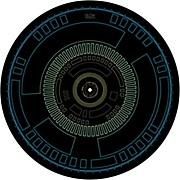 Memory Classic Non-glow DJ Slipmat
