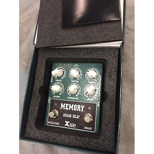 XVive Memory Effect Pedal