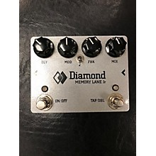 DIAMOND PEDALS Memory Lane Jr Effect Pedal