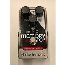 Electro-Harmonix Memory Toy Analog Delay Effect Pedal