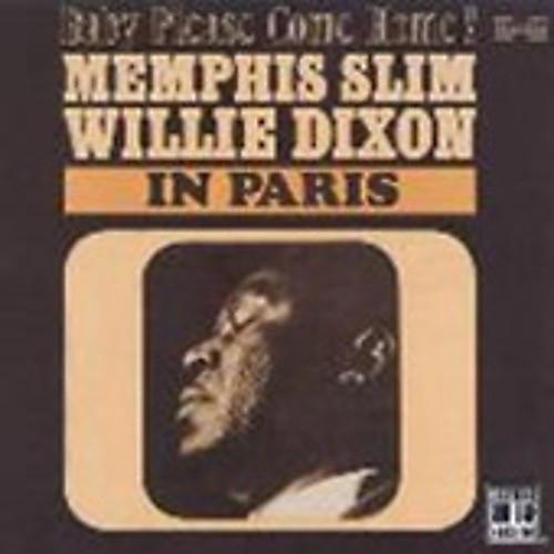 Alliance Memphis Slim - In Paris