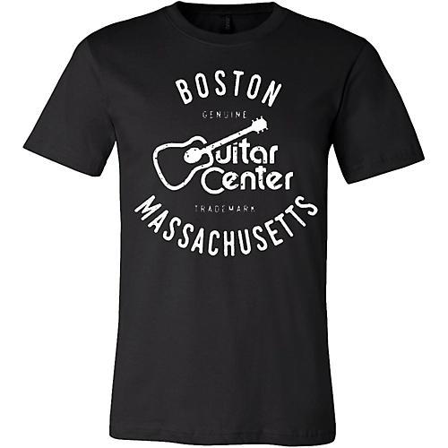 Guitar Center Mens Boston Logo Tee