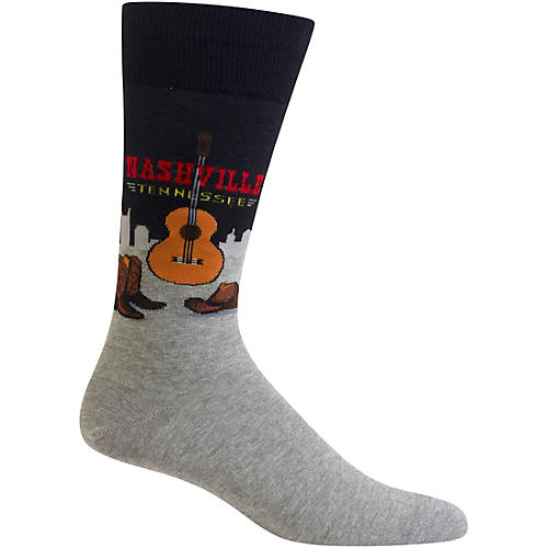 Hot Sox Men's Nashville Socks