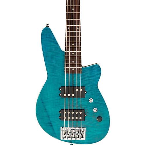 Reverend Mercalli 5 FM 5-String Electric Bass Guitar