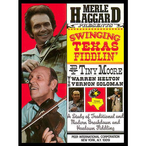 Hal Leonard Merle Haggard Presents Swinging Texas Fiddlin' Peer Music Series
