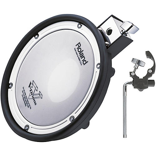 1b8c1164ecbe Roland Mesh-Head Percussion Pack - Add on Mesh Head Pad with Mount ...