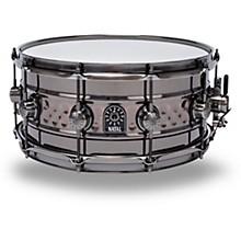 Natal Drums Meta Snare Drum Beaded Hand Hammered Steel