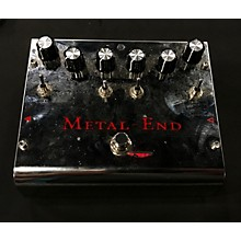 Biyang Metal-End Effect Pedal