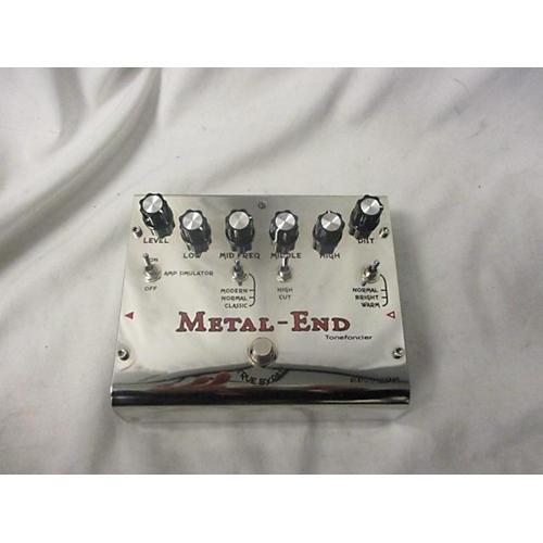 Biyang Metal-End Effect Pedal