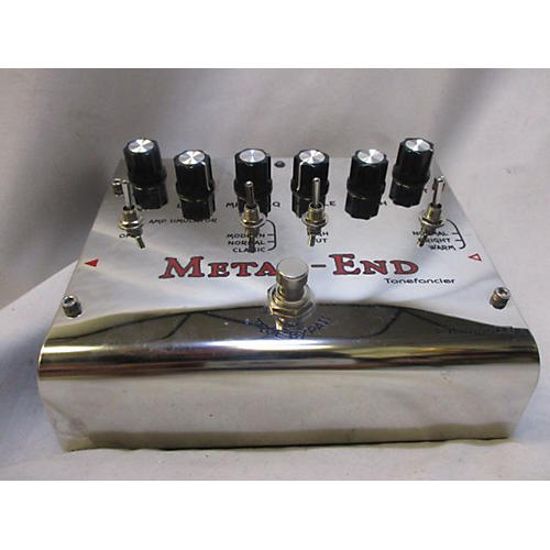 Biyang Metal-End King Effect Pedal