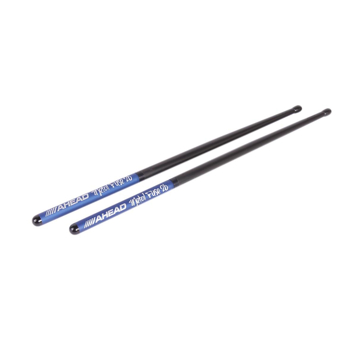 Ahead Metal Fuse Long Taper Sticks (Pair)