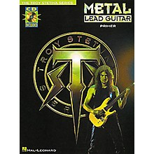Hal Leonard Metal Lead Guitar Primer (Book/CD)