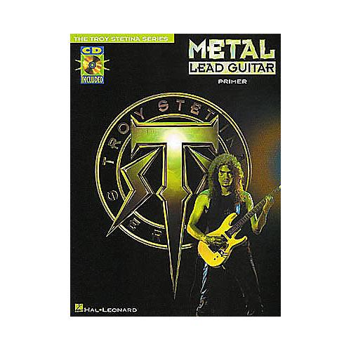 Hal Leonard Metal Lead Guitar Primer (Book/CD)