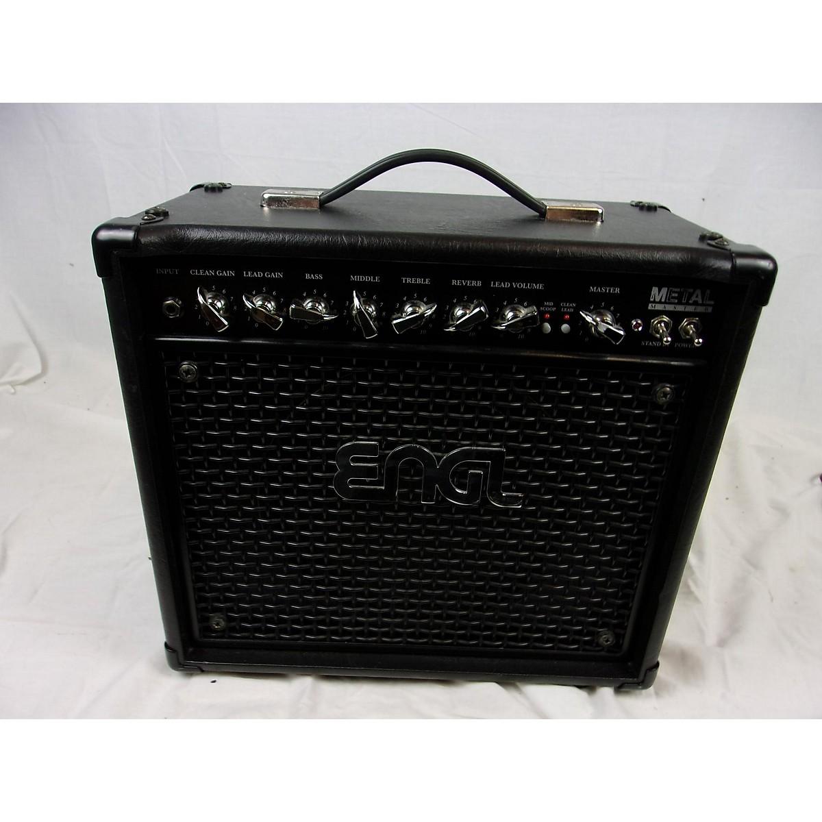 Engl Metal Master Tube Guitar Combo Amp