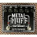 Electro-Harmonix Metal Muff Distortion Effect Pedal thumbnail