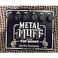 Electro-Harmonix Metal Muff Distortion With Top Boost Effect Pedal thumbnail