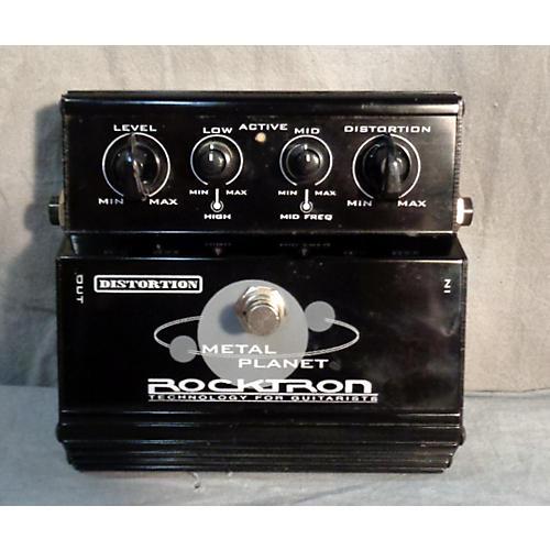 Rocktron Metal Planet Effect Pedal