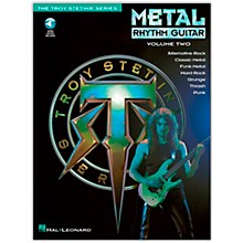 Hal Leonard Metal Rhythm Guitar Volume 2 (Book/Online Audio)