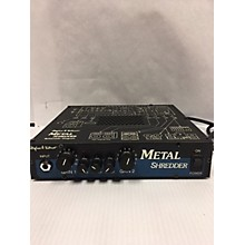 Hughes & Kettner Metal Shredder Guitar Power Amp