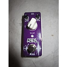 XVive Metal V3 Effect Pedal
