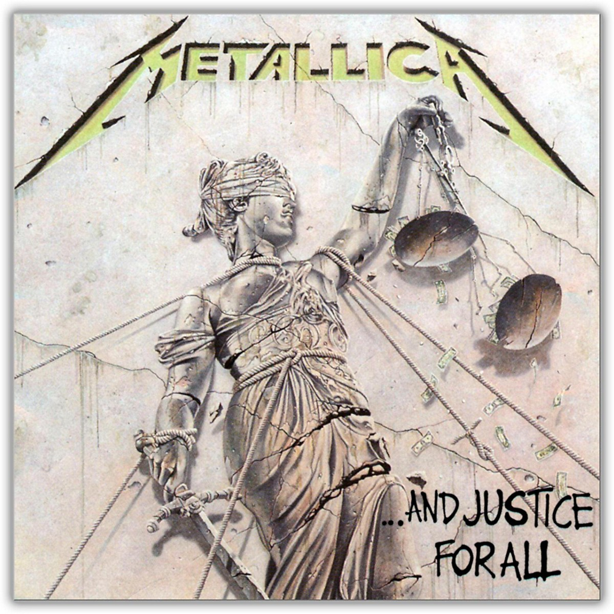 WEA Metallica - ...And Justice for All Vinyl LP