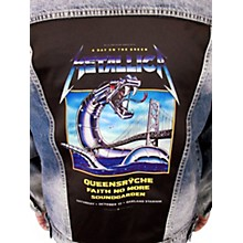 Dragonfly Clothing Metallica - A Day On The Green - Boys Denim Jacket