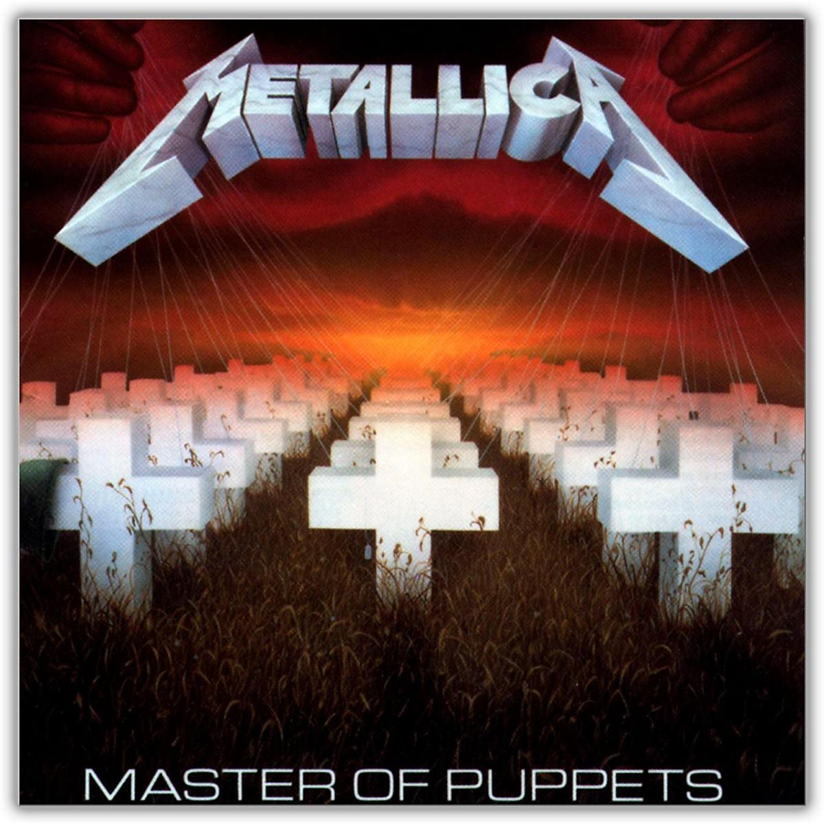 WEA Metallica - Master of Puppets Vinyl LP