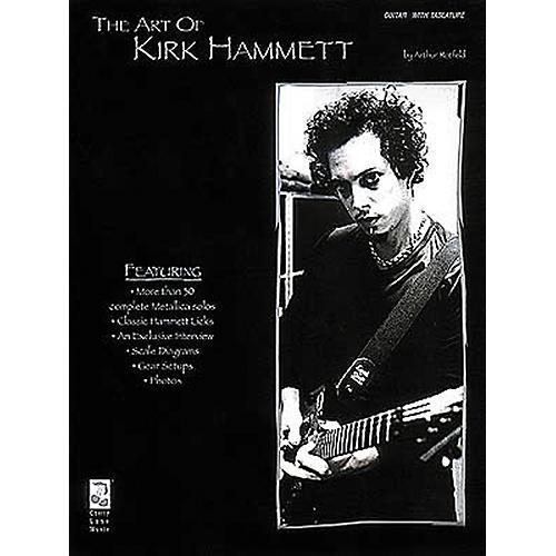 Hal Leonard Metallica - The Art of Kirk Hammett