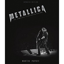 Hal Leonard Metallica - Updated Edition: The Complete Illustrated History