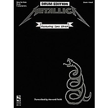 Hal Leonard Metallica Drum/Vocal Book