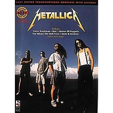 Cherry Lane Metallica Easy Guitar Tab Songbook