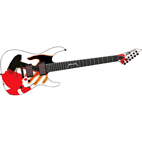 ESP Metallica Kill 'em All Electric Guitar