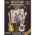 Hal Leonard Metallica...And Justice for All Bass Guitar Tab Book thumbnail