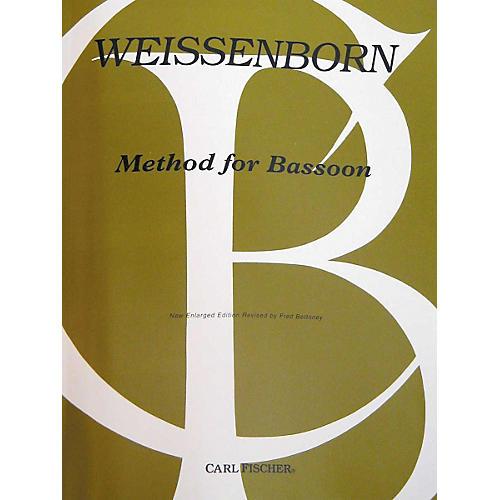Carl Fischer Method For Bassoon