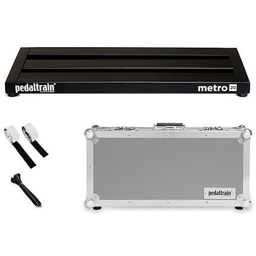 Pedaltrain Metro 20 with Tour Case