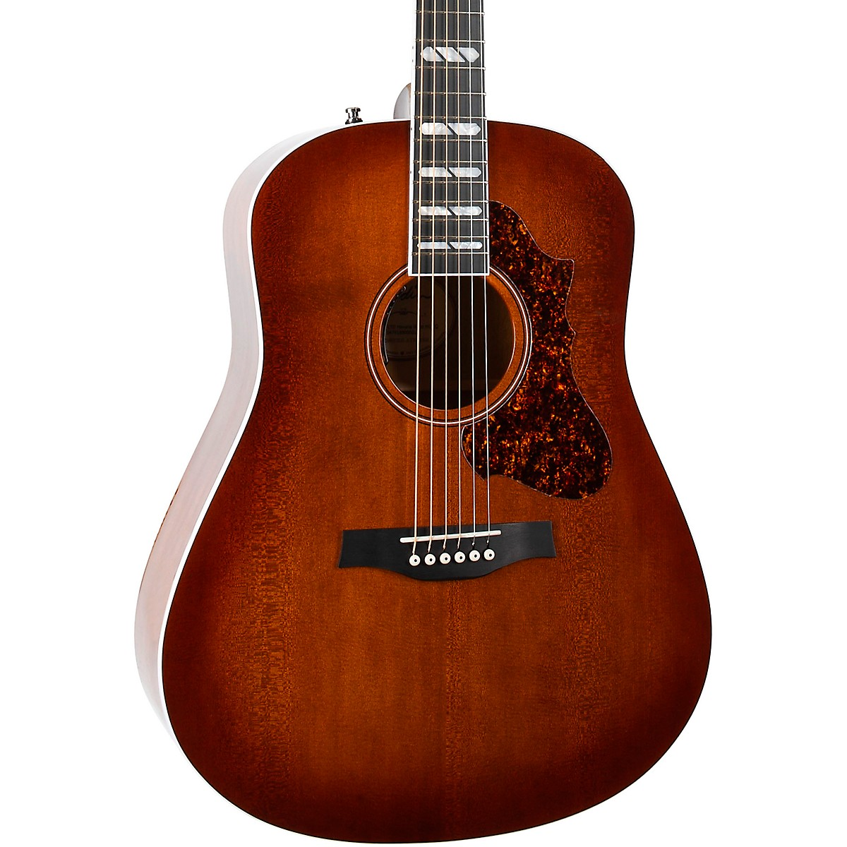 Godin Metropolis LTD Havana Burst HG EQ Acoustic-Electric Guitar