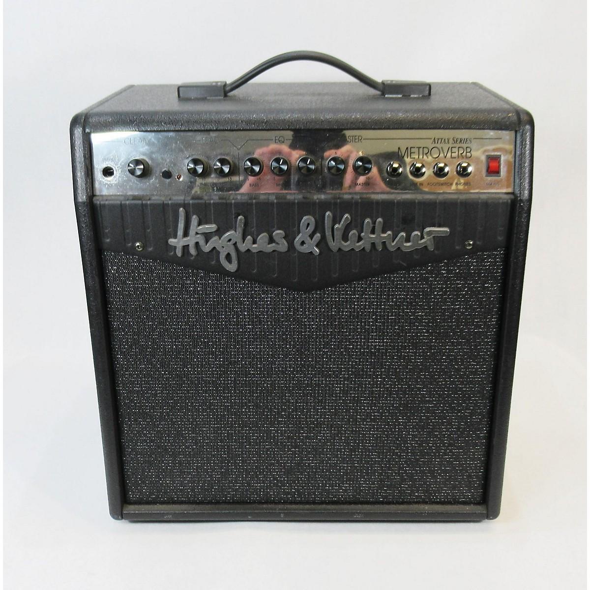 Hughes & Kettner Metroverb Guitar Combo Amp