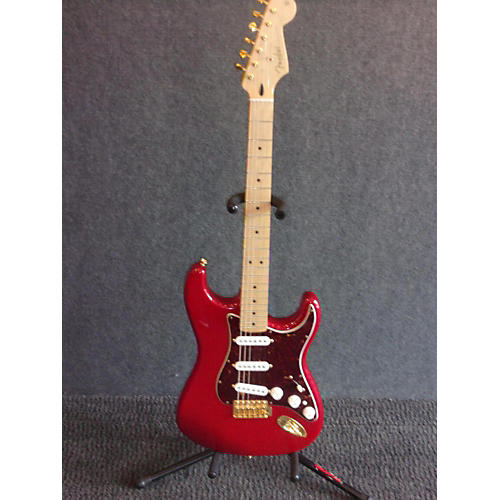 Fender Mexican Deluxe Stratocaster Solid Body Electric Guitar