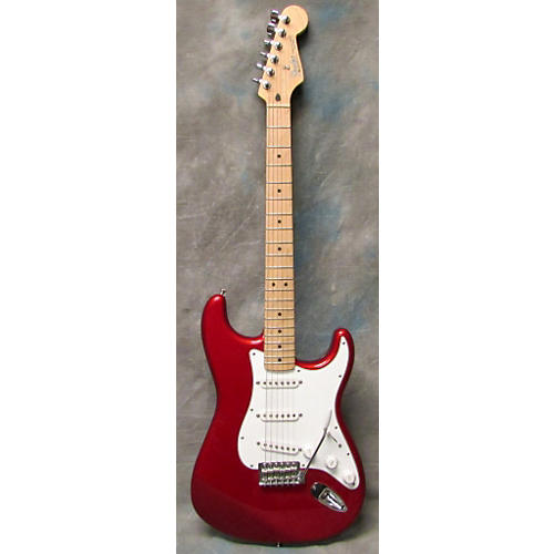 Fender Mexican Standard Stratocaster Solid Body Electric Guitar