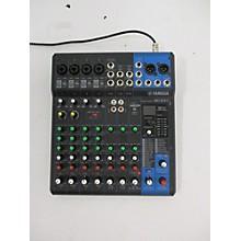 Yamaha Mg10 Xu Unpowered Mixer