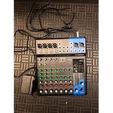 Yamaha Mg10xu Digital Mixer
