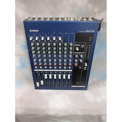 Yamaha Mg12/4 Unpowered Mixer