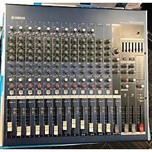 Yamaha Mg166fx Powered Mixer