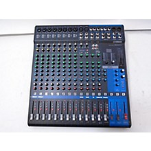Yamaha Mg16xu Digital Mixer
