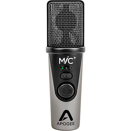 apogee mic usb microphone guitar center. Black Bedroom Furniture Sets. Home Design Ideas