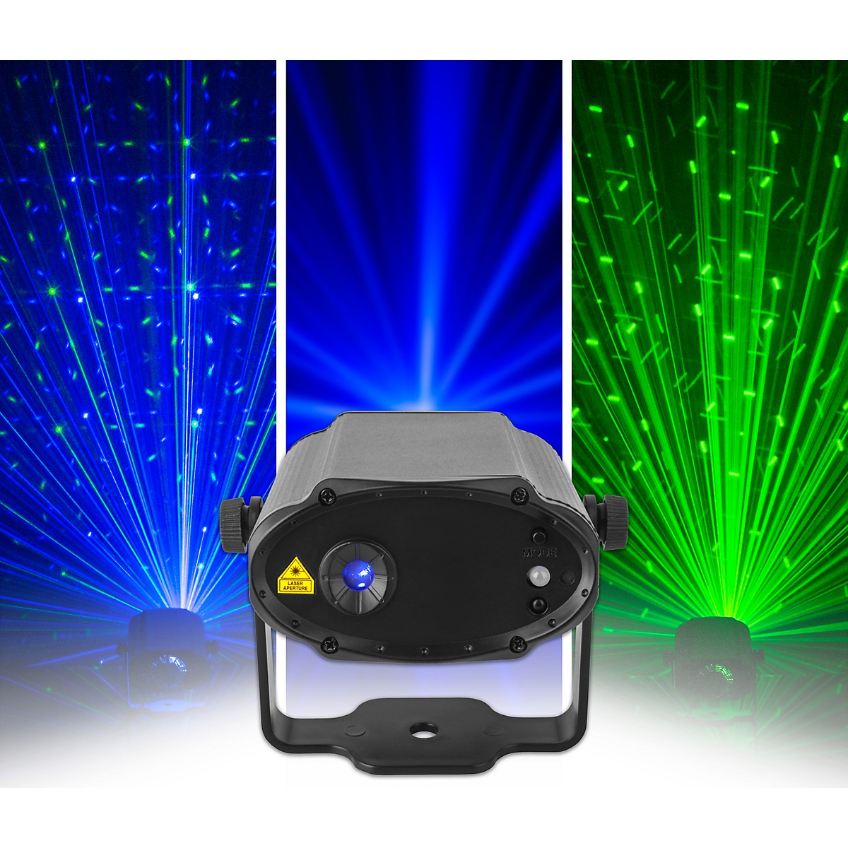 CHAUVET DJ MiN Laser GB Mini Compact Green and Blue Laser