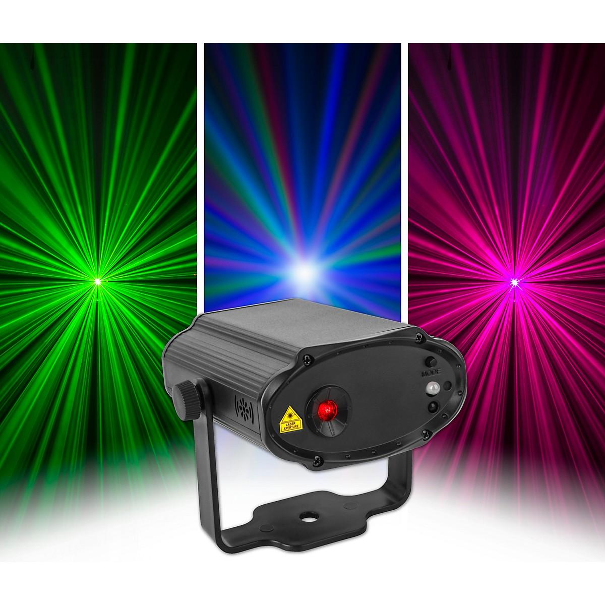 CHAUVET DJ MiN Laser RGB Mini Compact Laser