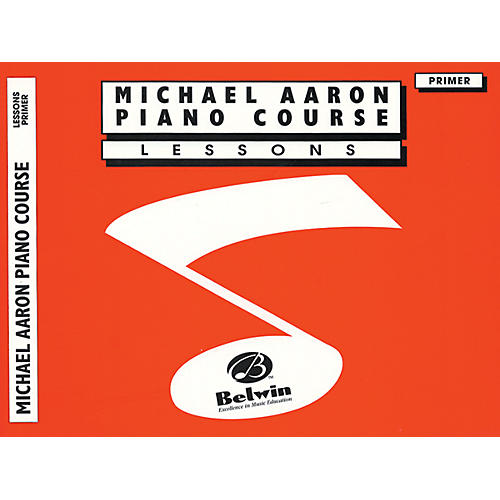 Alfred Michael Aaron Piano Course Lessons Primer Primer