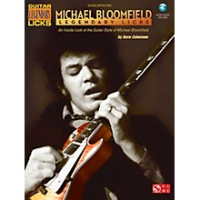 Cherry Lane Michael Bloomfield - Legendary Licks Book/CD