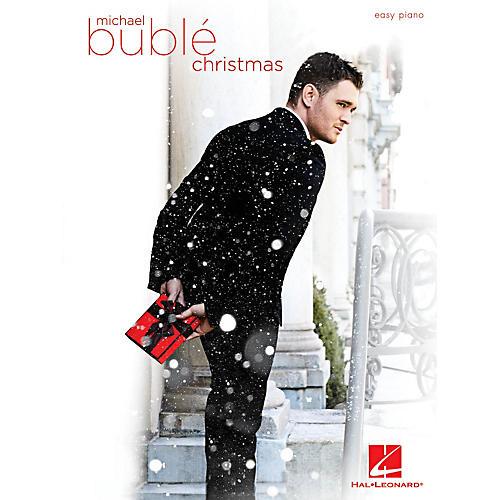 Hal Leonard Michael Buble - Christmas For Easy Piano